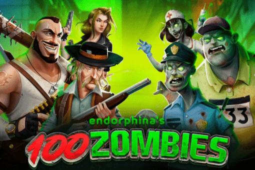 Slot 100 Zombies