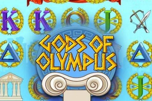 Slot Gods of Olympus