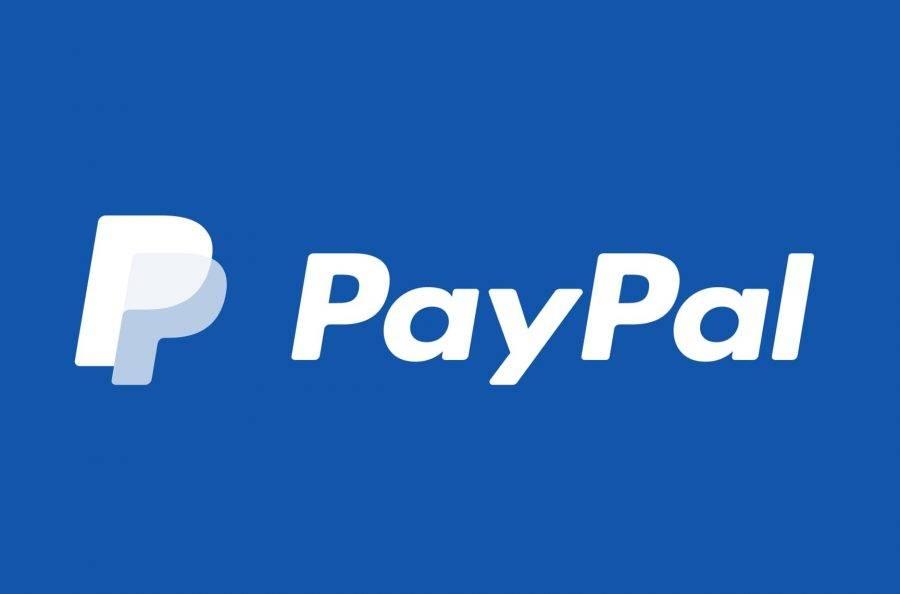 PayPal logotyp