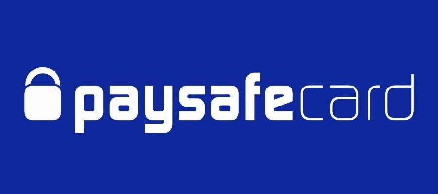 Paysafecard logotyp