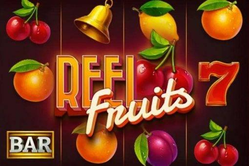 Slot Reel Fruits