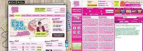 888 Ladies Bingo Screenshots